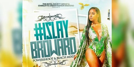 Islay Broward Powershoot & Beach Mixer  tickets