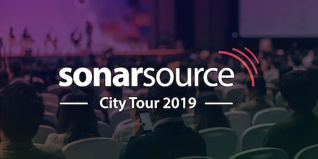 The SonarSource Team is back in Washington DC for  the 2019 City Tour! tickets