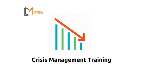 Crisis Management 1 Day Virtual Live Training in Brussels tickets