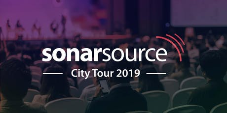 The SonarSource Team is back in Santa Clara for the 2019 City Tour tickets