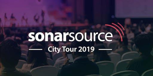 SonarSource est de retour à Paris pour le City Tour 2019!