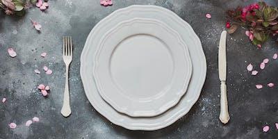 Seasonal five-course degustation dinners  at The Davidson