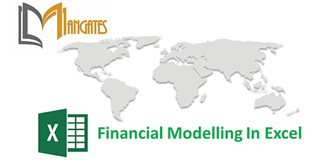 Financial Modelling In Excel 2 Days Virtual Live Training in Antwerp tickets