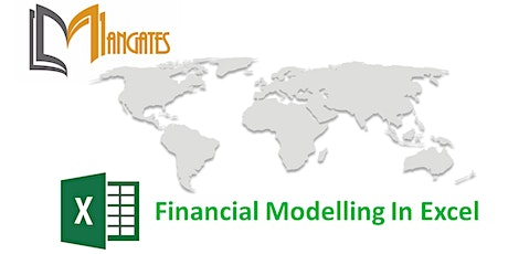 Financial Modelling In Excel 2 Days Virtual Live Training in Brussels tickets