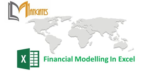 Financial Modelling In Excel 2 Days Virtual Live Training in Ghent tickets