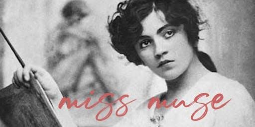 Miss Muse Life Drawing - The Merri Creek Tavern