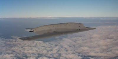 Démonstrations du nEUROn, drone de combat furtif