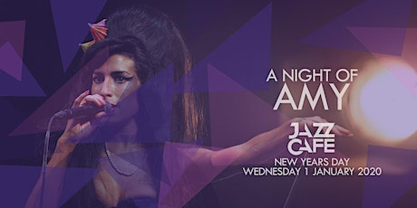 A Night of Amy - New Year's Day tickets