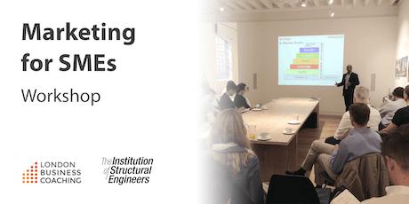 Business Development Seminar - Marketing for SMEs tickets