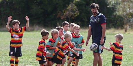 Harlequins Community Rugby Camp at Twickenham Stoop tickets