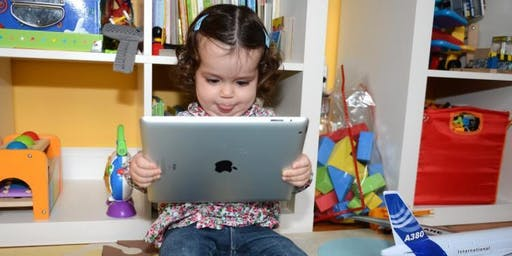 I-TOTS  Are there benefits for toddlers playing on your i-Pad?