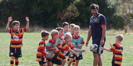 Harlequins Community Rugby Camp at Effingham & Leatherhead RFC tickets