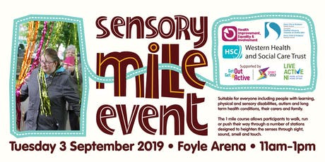 Sensory Mile Derry/Londonderry tickets