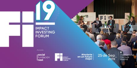 Fi19- Impact Investing Forum tickets