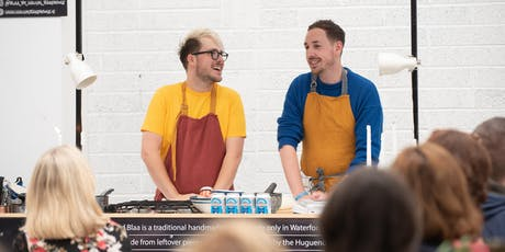 Walsh's Bakehouse Producers Dinner with The GastroGays at The Parlour  tickets