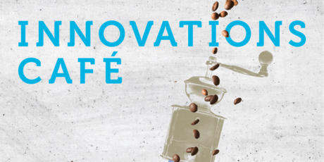 Innovations-Café ++ Geschäftsmodell Sicherheit ++ Start-up & Experten Talk Tickets