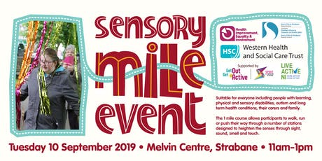 Sensory Mile Strabane tickets