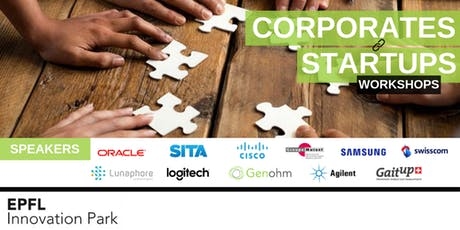 Workshop: Corporate-Startup Partnering for Success billets