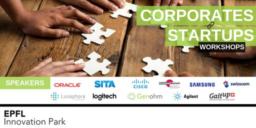 Workshop: Corporate-Startup Partnering for Success