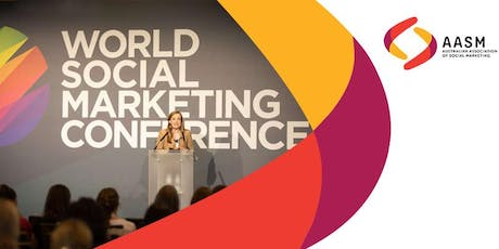 State of Social Marketing in 2019 – Insights from the World Social Marketing Conference (NSW) tickets