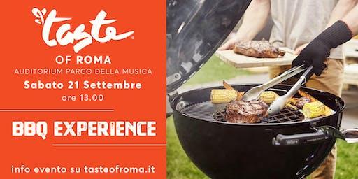 TASTE OF ROMA - BBQ EXPERIENCE
