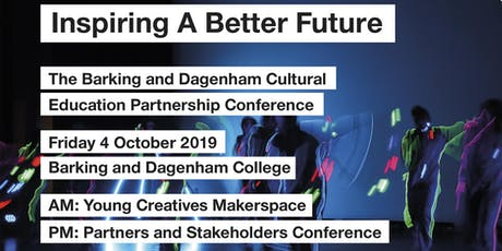 INSPIRING FUTURES: YOUNG CREATIVES MAKERSPACE tickets