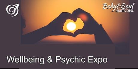 Ballarat Wellbeing & Psychic Expo tickets