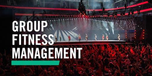 Group Fitness Management - Bitesize - Warrington