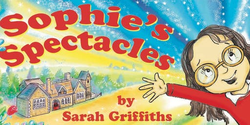 Sophie's Spectacles storytime with Sarah Griffiths at Madeley Library