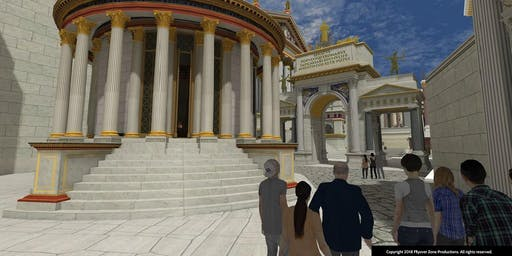 Discover Ancient Rome through Virtual Reality @ Yanchep Library