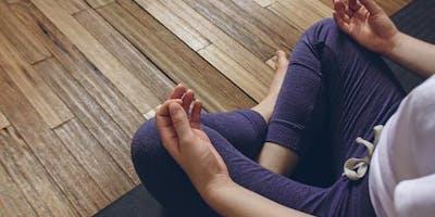 Schwangeren Yoga