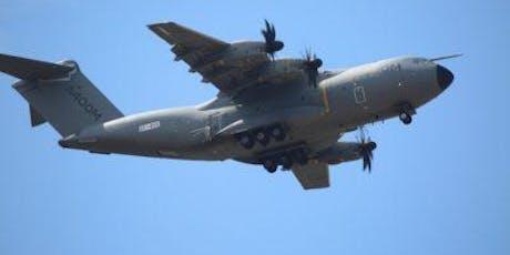 A400M military transport aircraft programme Tickets
