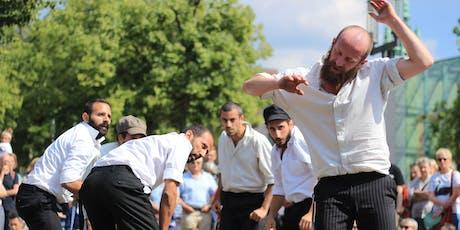 Bombe spricht - Tanztheater aus Deutschland und Israel Tickets