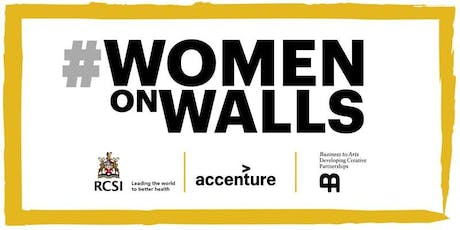 Women on Walls at RCSI and Heritage Week 2019: Sensory-friendly adult event tickets