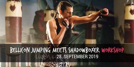 JUMPING meets Shadowboxer Workshop (Luzern) Tickets