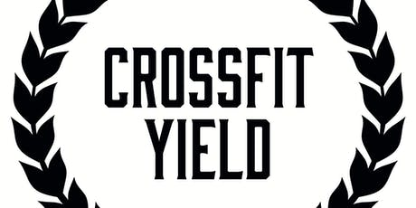 CrossFit Yield Winter Competition 2019 tickets
