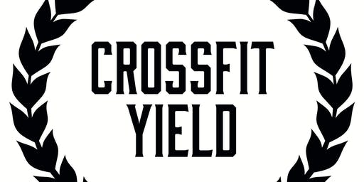 Copy of CrossFit Yield Spring Competition 2020