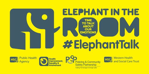 WHSCT Elephant in the Room Campaign Launch
