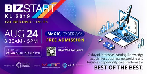 BizStart 2019 Stop#4 KL MAGIC
