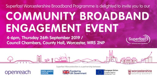 Community Broadband Engagement Event