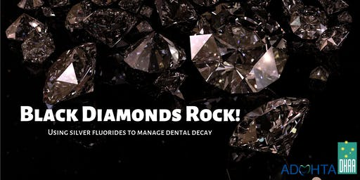 DHAA SA & ADOHTA present: Black Diamonds Rock!
