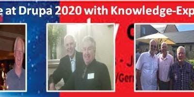 Trade Show Buddies ignite Drupa 2020