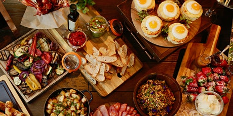 Bubble Brunch - A Bottomless Feast! tickets
