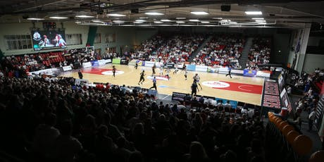 Leicester Riders Vs Sheffield Sharks (BBL Cup) tickets