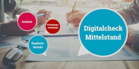 Workshop: Schritt für Schritt zum digitalen Vorreiter Tickets