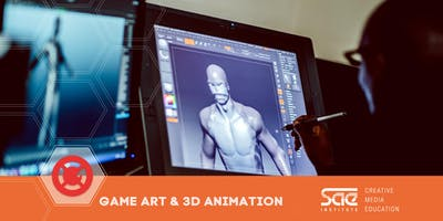 "Workshop: ""Digital Sculpting Basics"" - Game Art Animation"