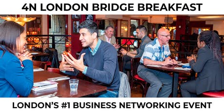 Business Networking | London Bridge Breakfast | Grow your business!  tickets