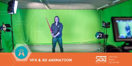 "Workshop: ""Movie Post Production"" - Visual FX Animation Tickets"