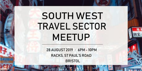 South West Travel Sector Meetup tickets