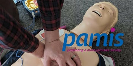 Emergency First Aid at Work (With Profound and Multiple Disabilities Specific Information) -Kirkcaldy (September 2019) tickets